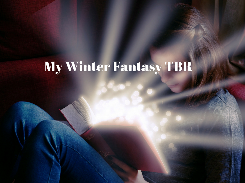 My Winter Fantasy TBR